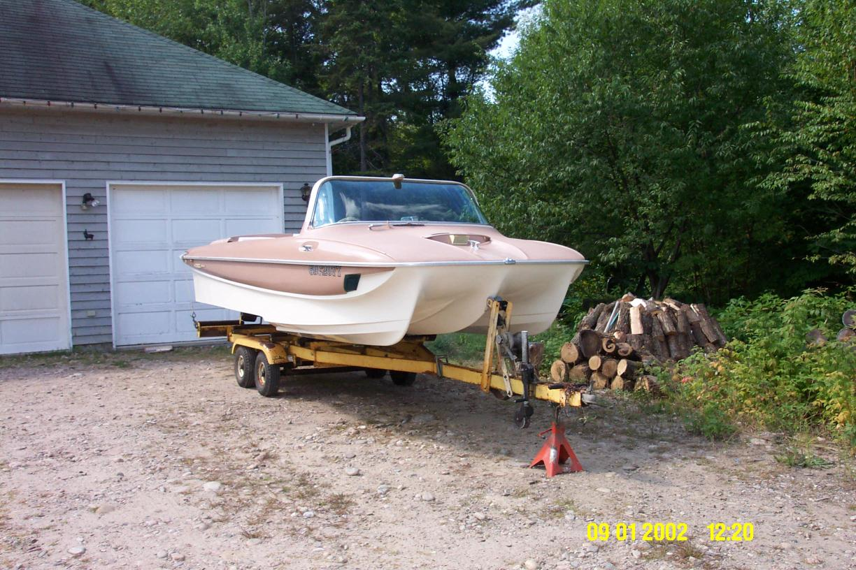 Omc Boats For Sale 2002