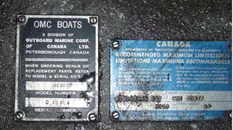 evinrude boat motor serial number lookup